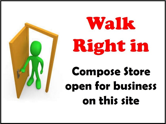 Walkin Compose Store